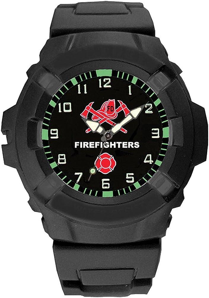 Firefighter Aquaforce Frontier Mens Watch – 50m Water Resistant