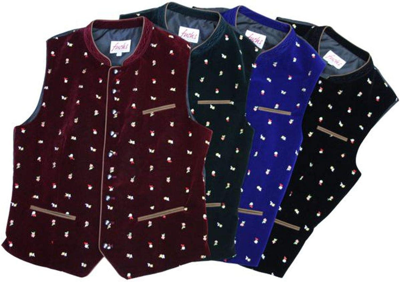 Michaelax-Fashion-Trade Fuchs Trachten Artikelnummer: 7038 Herren Trachten Weste,