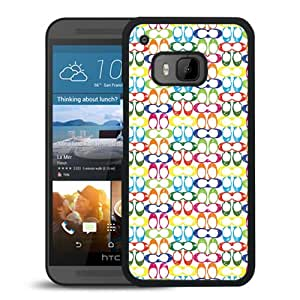 Popular Coach 1 Black HTC ONE M9 Screen Phone Case Unique And Lovely Designed Case