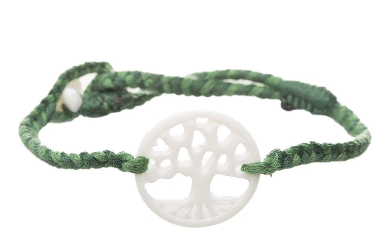 Wanderer Bracelets Tree of Life Bracelet BR-3014-blk