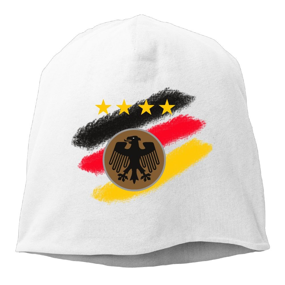 264ff8ab0df Retro Germany Falg Unisex Knit Hat Soft Stretch Beanies Skull Cap Hedging Cap  Ash at Amazon Men s Clothing store