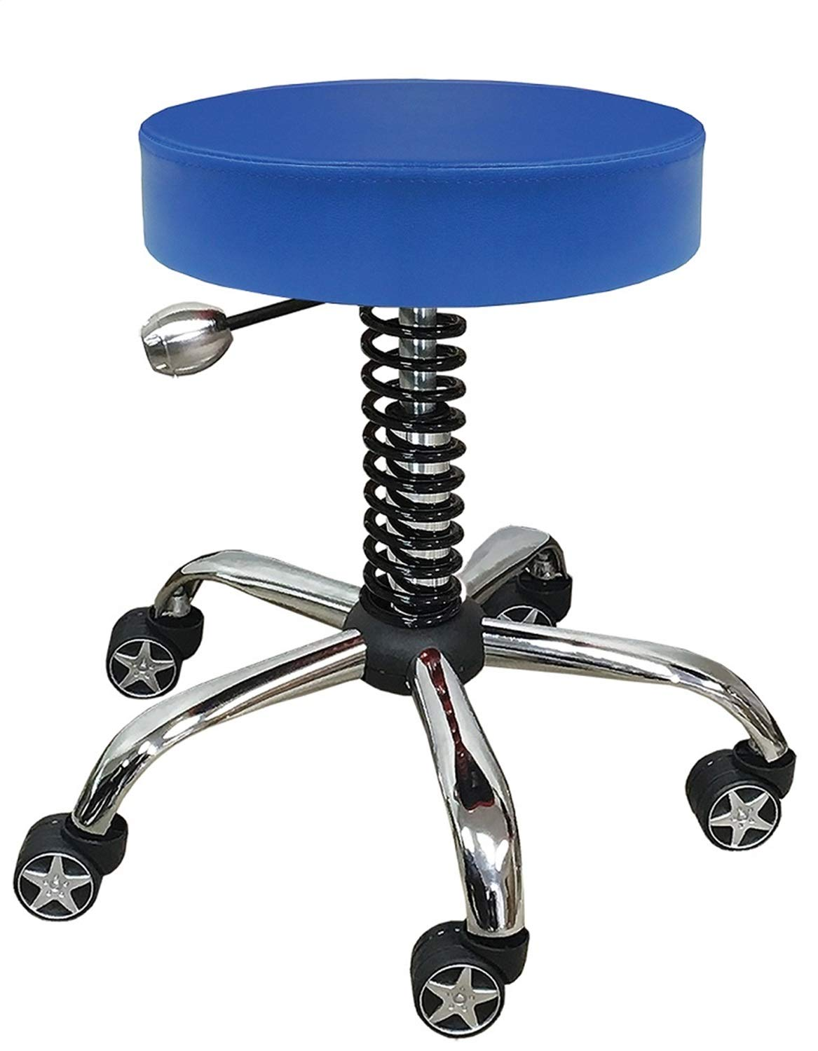 Pitstop RGS3500N Blue Rolling Garage Stool by Pitstop