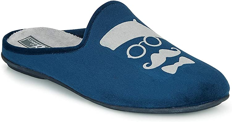 Rondinaud Parana Slippers Hommes Blue