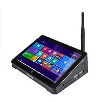 Tablet computer, Tablette, Mini PC, TV box, original PIPO X8 PRO Mini PC Intel Z8350 Quad Core Windows 10 and Android 5.1 Dual OS 2GB/32GB 7 Inch Screen