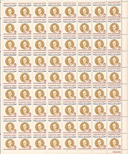 us-stamp-1959-8c-ernst-reuter-72-stamp-sheet-scott-1137
