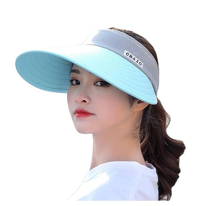 e6cd001219e6f ONCEFIRST - Sombrero de visera para mujer
