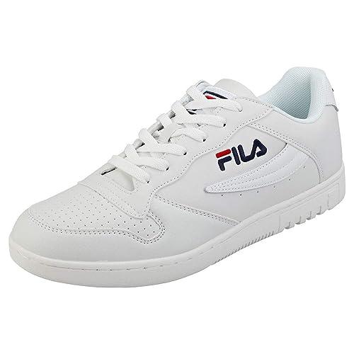 7fd87e0288e Fila Fx-100 Low Hombres Zapatillas Casual  Amazon.es  Zapatos y complementos
