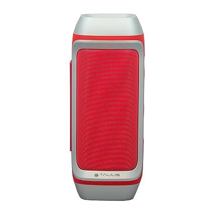 Talius 28BT - Altavoz Bluetooth 3.0, Tarjeta SD, Manos Libres, 10W ...
