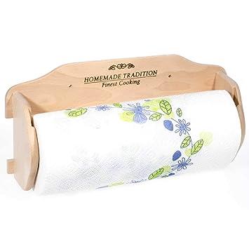 Küchenrollenhalter Papierrollenhalter Küchentuchhalter Rollenhalter Papierhalter