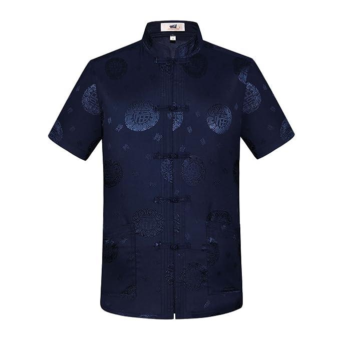 Amazon.com: Tang traje hombre Chino tradicional ropa trajes ...