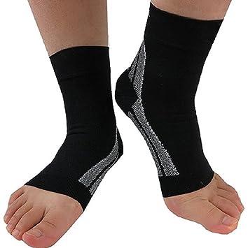 d0a9f54c35 Support Socks - Provides Achilles Tendon Support , Plantar Fasciitis Support  , Arch Support and Arch