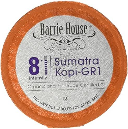 Coffee Pods: Barrie House