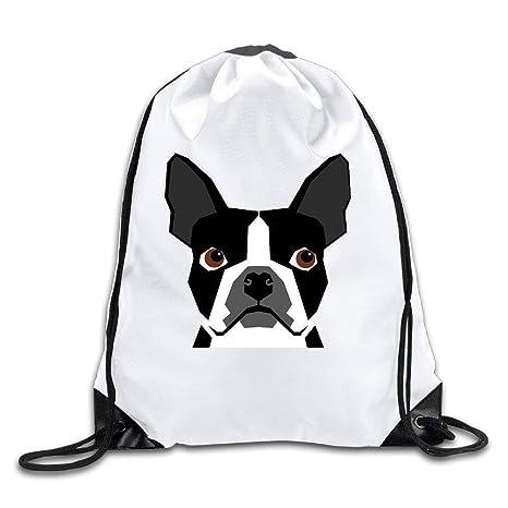 Coulisse Sacca Borsa Sackpack Fashion Dutars Uomini Zaino E Per Donne Bulldog Con Francese XwIwq0T