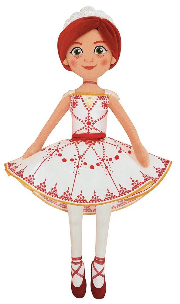 Jemini 023135 Ballerina Puppe 45 Cm Amazonde Spielzeug