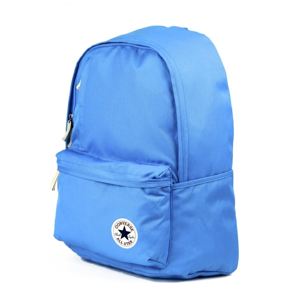 CONVERSE Core Poly LARGE Backpack Blue 13632C-434 Schoolbag CONVERSE Bags   Amazon.ca  Luggage   Bags bb7c257c54