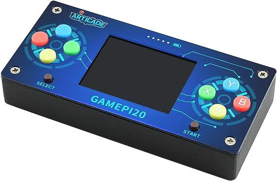 2-Inch IPS Display 320x240 Game Machine Kit for Raspberry Pi Zero//Zero W//Zero WH ASHATA Game Console for Raspberry Pi