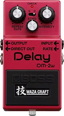 BOSS Waza Craft DM-2W Delay Pedal