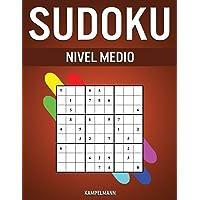 Sudoku Nivel Medio: 400 Sudoku de Nivel Medio con Soluciones
