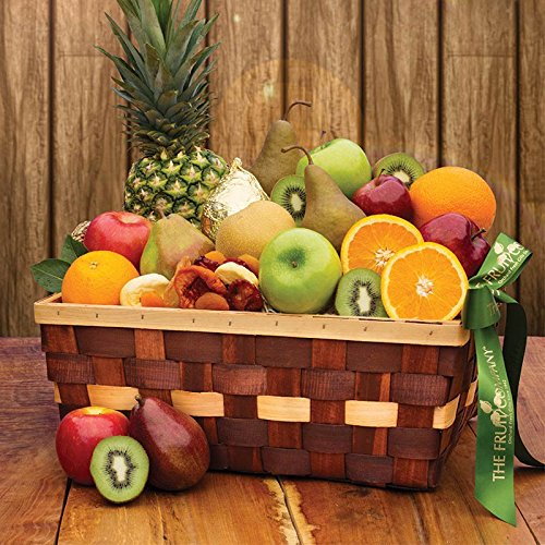 Orchard Celebration Fruit Basket - The Fruit Company by The Fruit Company