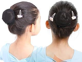 DANCE YOU Pinces à Cheveux pour Ballet Gymnastique Danse Accessoires Clips pour Cheveux Filet à Cheveux Femmes Filles