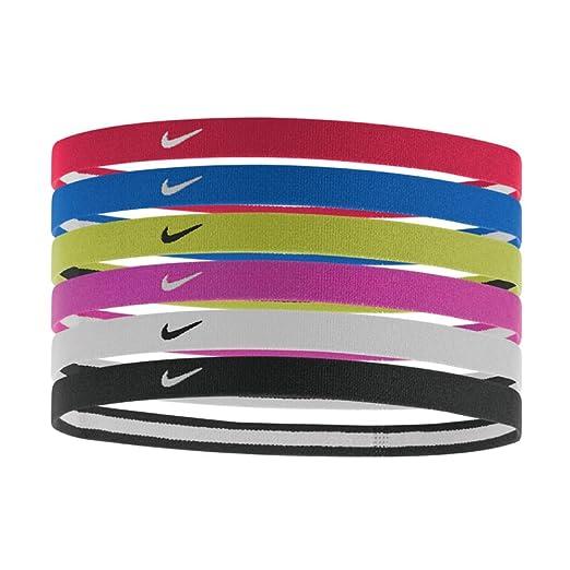 4 opinioni per Elastici Tennis NIKE Sport Swoosh Headbands Pacco 6 pezzi capelli FEDERER NADAL