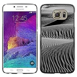 Smartphone Rígido Protección única Imagen Carcasa Funda Tapa Skin Case Para Samsung Galaxy S6 SM-G920 Nature Beautiful Forrest Green 177 / STRONG