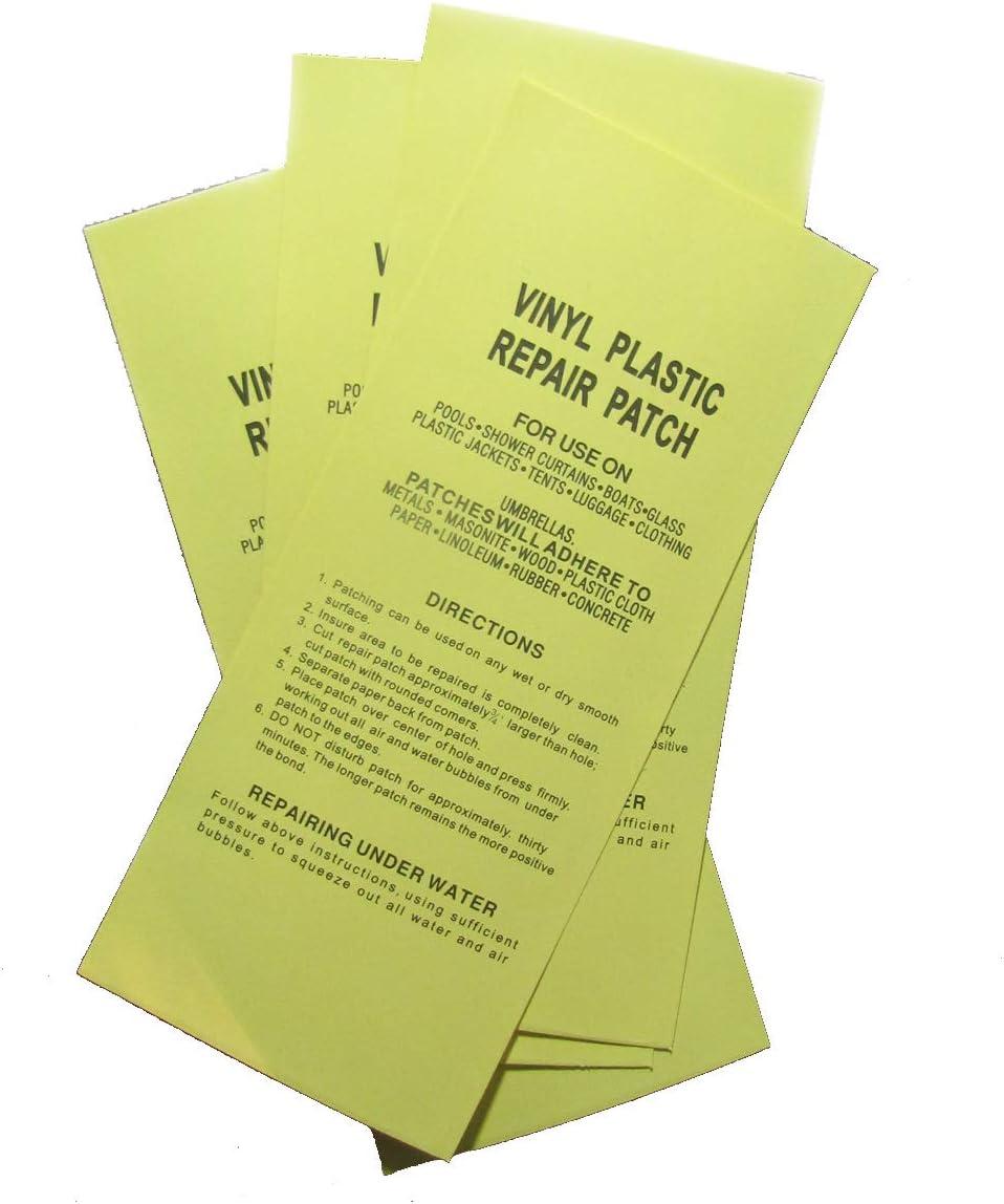 `Highlander PVC Repair Kit Airbed Inflatables Repair Hole Patch