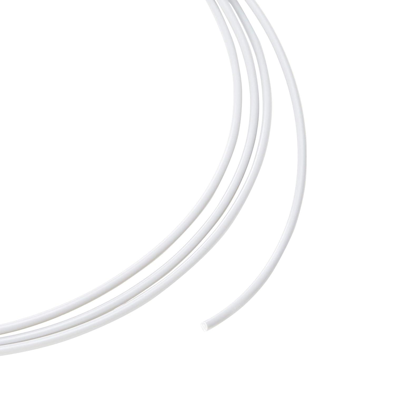 2.85mm White 1 kg Spool Basics PETG 3D Printer Filament