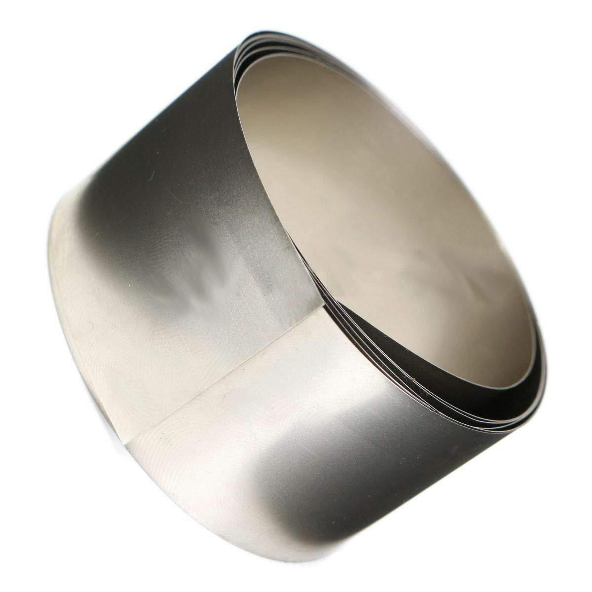 High Purity 99.96/% Metal Thin Sheet Nickel Plate Ni Foil 1mm x 100mm x 100mm