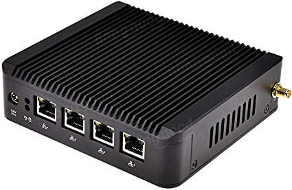 Pegasus Qotom Mini Pc Q190g4 4g Router Firewall With Computers Accessories
