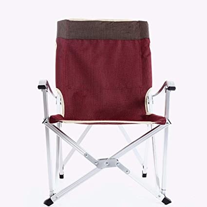 SHUSHI Tumbonas, sillas Plegables de Aluminio para ...