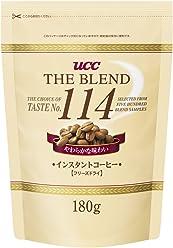 UCC ザ・ブレンド 114 インスタントコーヒー 180g