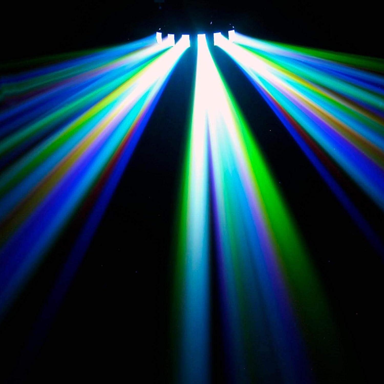 DJ 24-Inch Black Light Tube Chauvet DJ Derby X DMX-512 LED Strobe Light