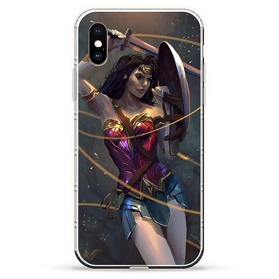Wonder Woman 1 iphone case