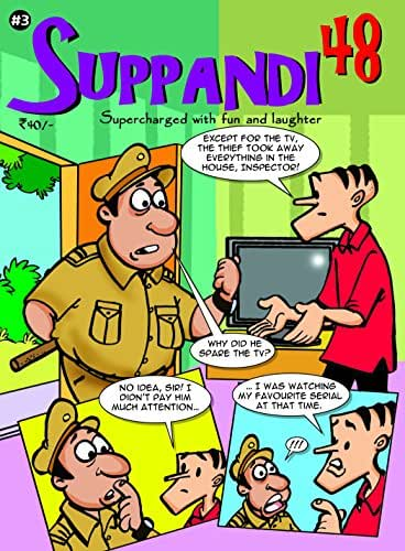 SUPPANDI 48 (VOL- 3): SUPERCHARGED WITH FUN & LAUGHTER