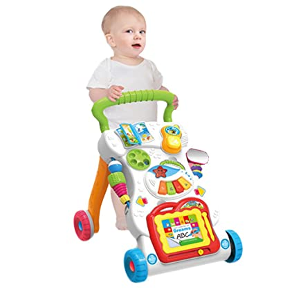Amazon.com: Pueri Sit-to-Stand Learning Walker First Steps ...