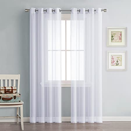 designs chairs sheer curtains interior dining ideas incredible plus room and with home table for white modern curtain elegant drapes