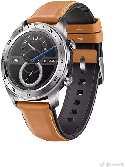 Huawei Watch GT 2018 Bluetooth SmartWatch,Ultra-Thin Longer Lasting Battery Life,Compatible with iPhone and Android International Version No ...
