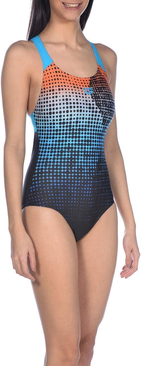 ARENA W New Swim Pro Back One Piece Sport-Badeanzug Damen Daytrip M