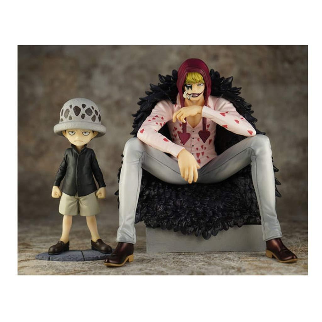 protección post-venta RMJAI Modelo de Juguete One Piece Pop Pop Pop Corason Infancia Luo Escena clásica Juguete Modelo de Anime muñeca Modelo Anime  gran descuento
