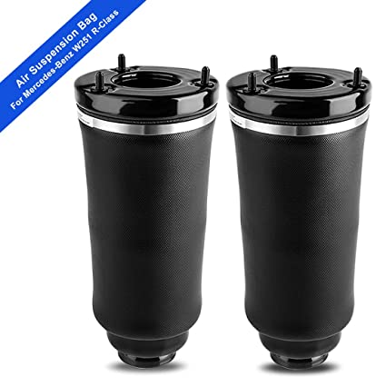 2 Pack- Front Air Spring Bag Suspension for Mercedes-Benz: R320 2007-2009 |  R350 2006-2012 | R500 2006-2007 | R63 AMG 2007
