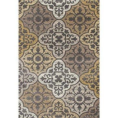 Art Carpet Arabella Collection Tilework Woven Area Rug