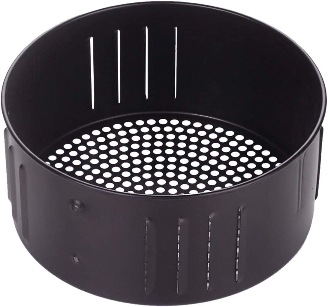 2.6L/3.5L Replacement Basket For Air Fryer, Universal Air Fryer Replacement Basket, Non-stick Baking Tray, Air Fryer Accessories