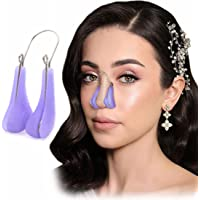 Nose Shaper Lifter Clip Nose Beauty Up Lifting Soft Safety Silicone Rhinoplasty Nose Bridge Straightener Corrector…