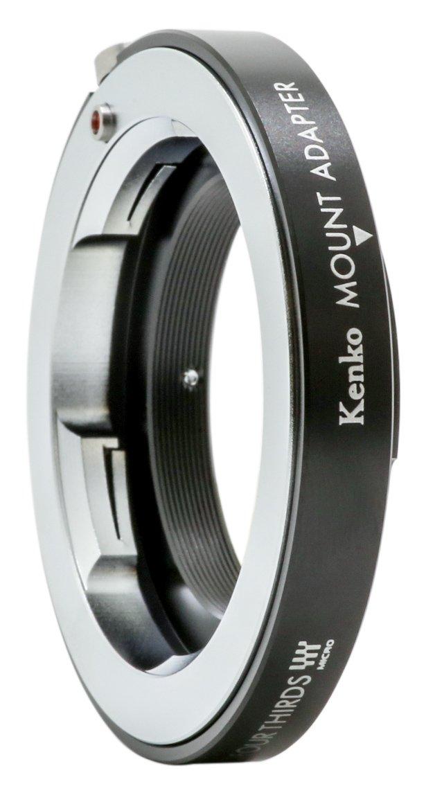 Kenko カメラ用アクセサリ Mマウントアダプター M-マイクロフォーサーズ用 マウント変換アダプター 607039 マイクロフォーサーズ  B00E19IWM4