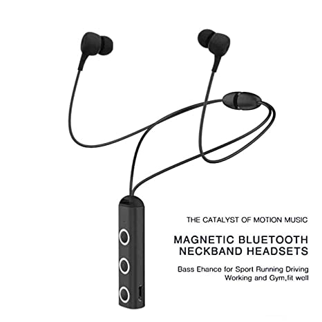 882598df242 GoSale Wireless Bluetooth in-Ear Headphones for Wiko: Amazon.in: Electronics