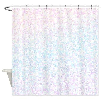 Amazon CafePress Sparkle Decorative Fabric Shower Curtain 69