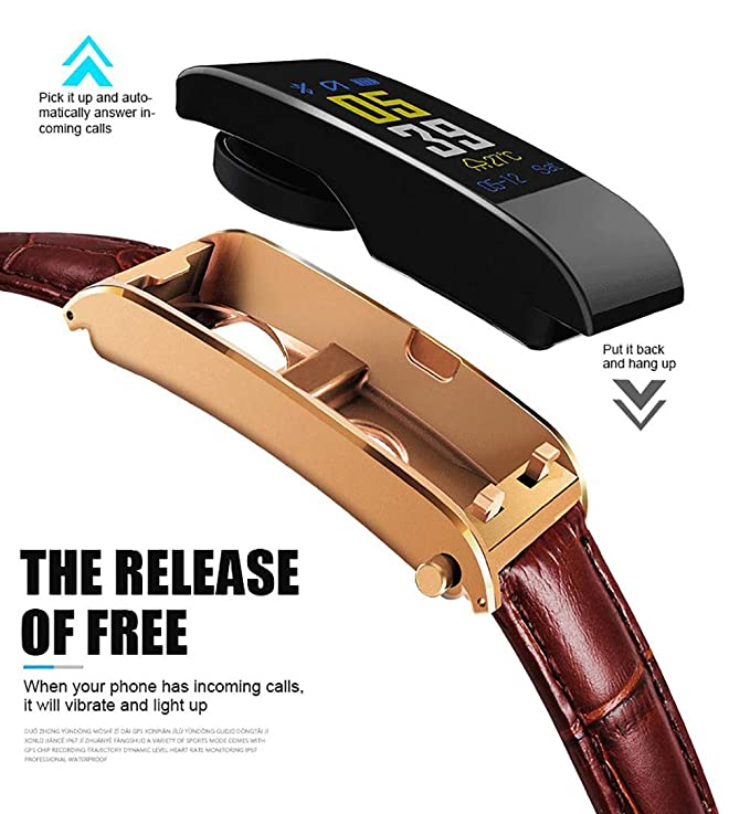 Amazon.com: XGao Smart Watch with Bluetooth Headset Sports ...