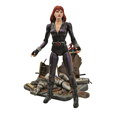 Marvel Select: Black Widow Action Figure: Toy: Toys & Games