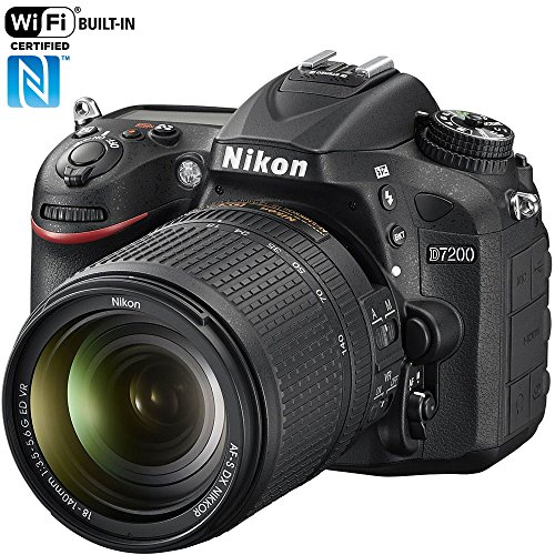 Nikon DX format 18 140mm Certified Refurbished